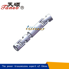 China generator Float Universal Joint Coupling with Spline Key