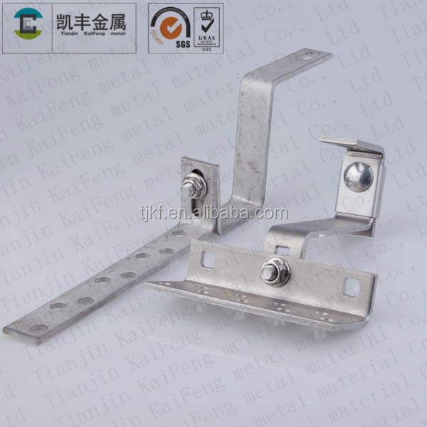 Hooks of Solar Panels Roofing Mounting Accessories