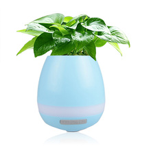 new products 2017 innovative product homes flower pot plastic gift for elderly people
