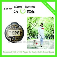 2012 New Design ! Fashionable 3D Pet Pedometer For Dogs