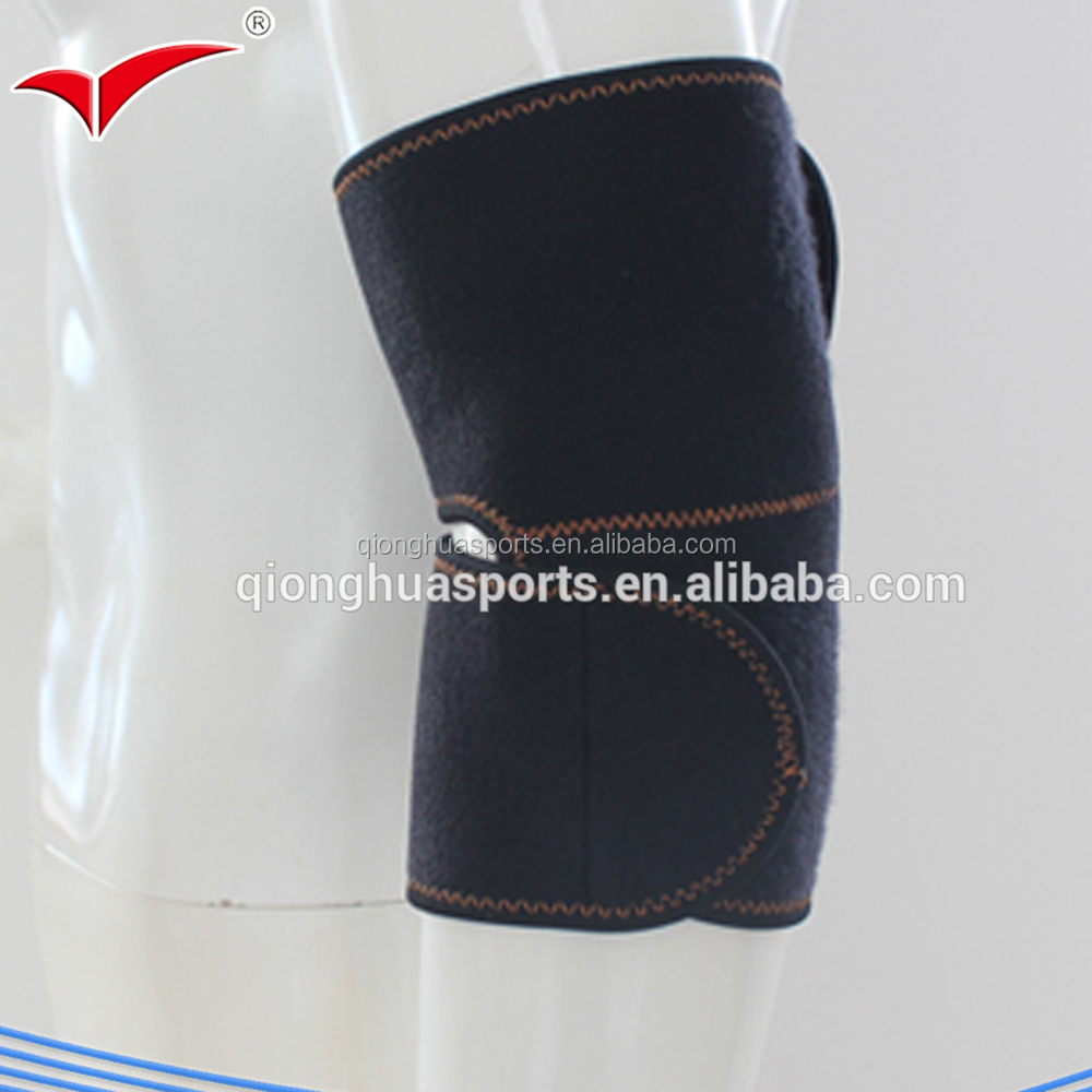 QH-0039 Neoprene and sponge material elbow support tennis elbow brace