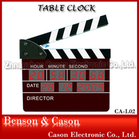Cason red light table digital clock