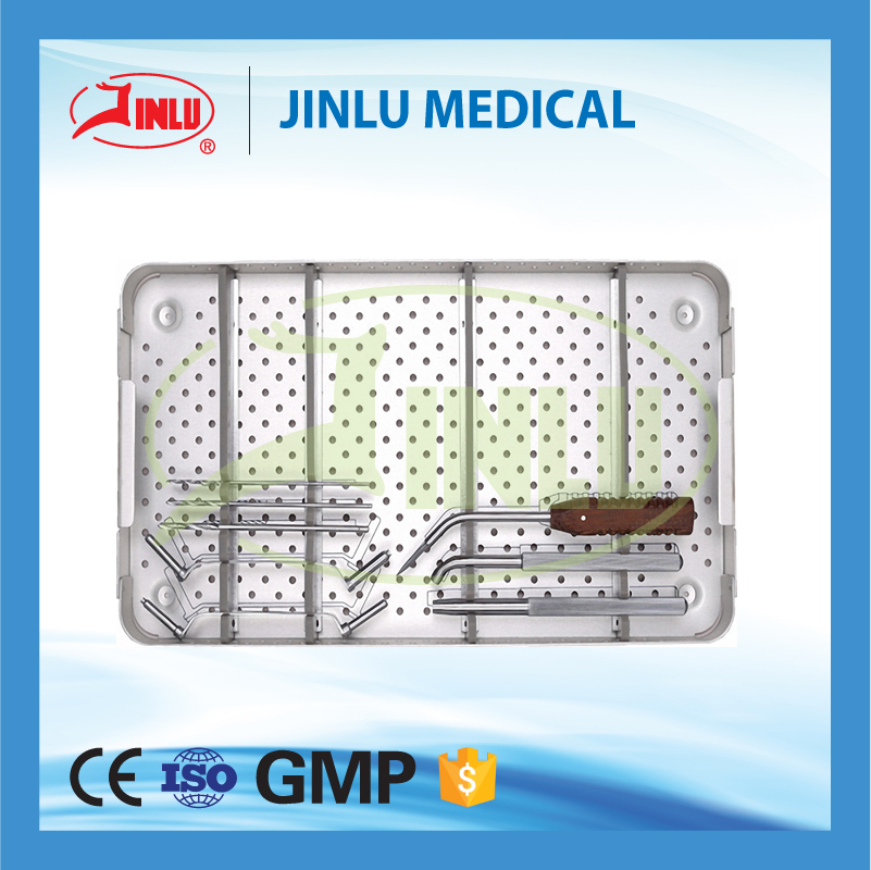 Since 1958 medical orthopedic Tense Nail Instrument Set,orthopedic implants,for intramedullary nail surgery.