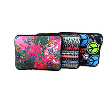 Sublimation printing neoprene laptop sleeve/bags for sale