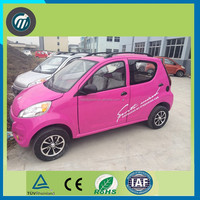 Electric car two seater mini cars environmental green car for citizen series