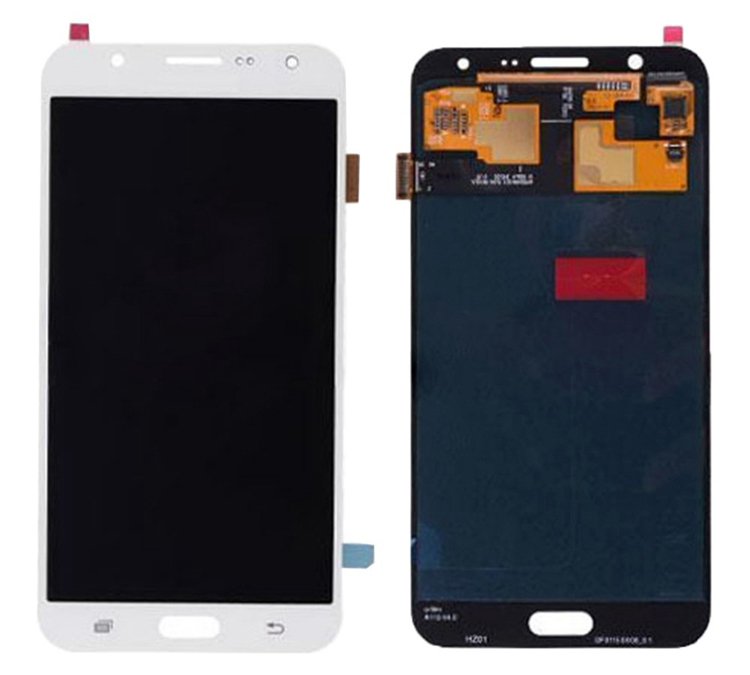 Mobile Phone Spare Parts For Samsung Galaxy j7 (2015)Lcd And Digitizer