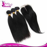 Most sellable tangle free shedding free natural thick crochet hair extension