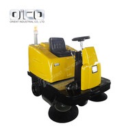 OR-C200 Electric Road Cleaning Car Rotary Sweeper Brush Street Sweeper Roller Brushes Industrial Machine Cleaning