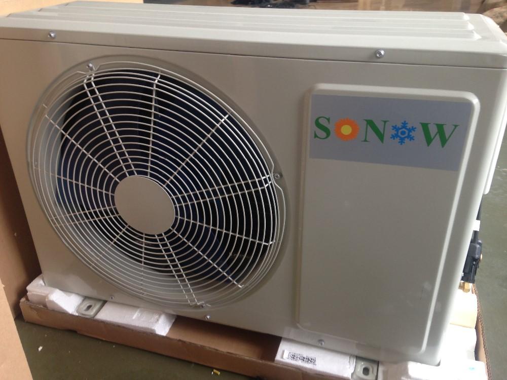 New 12000btu 100 Solar Powered Air Conditioner Daikin Dc