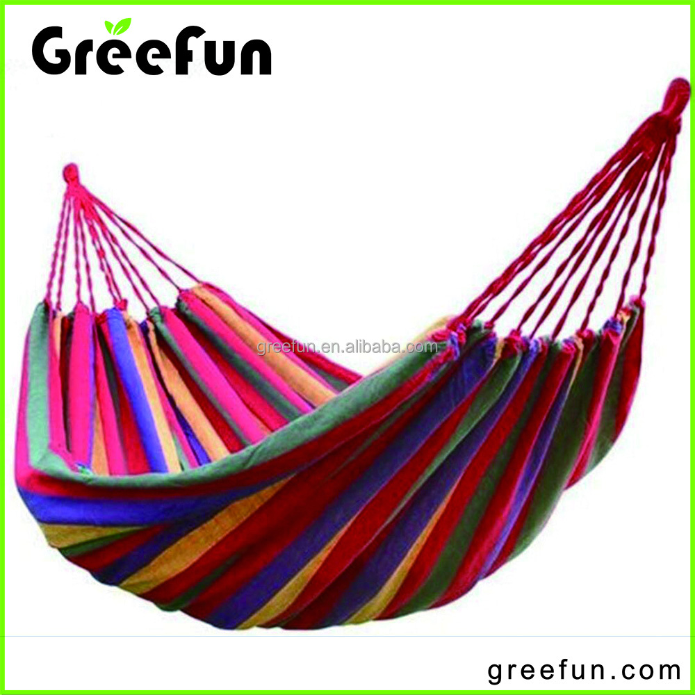 High Quality Cotton Hammock, Cotton Rope Hammock Manufacturer, Hammock Cotton