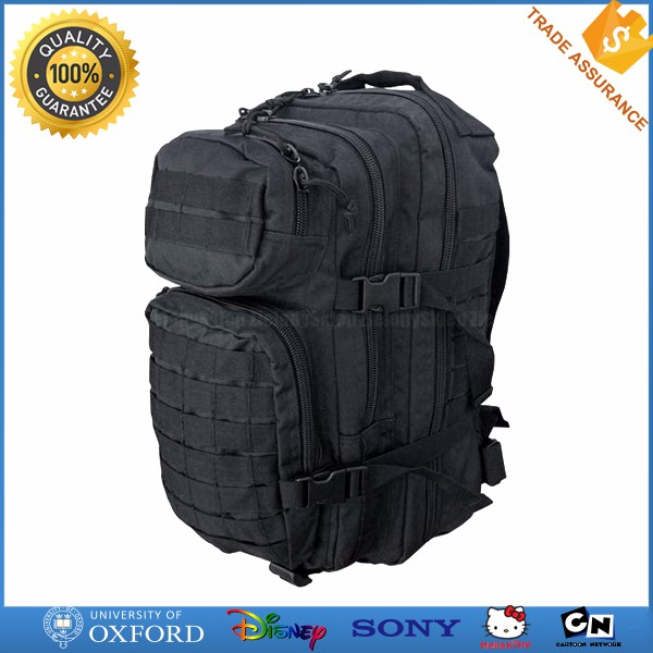 Functional high quality fire proof camouflage military tactical backpack