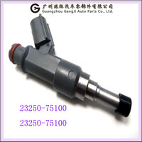 Japanese Auto Injection Parts For Sale OEM 23250-75100 Toyota Fuel Injector