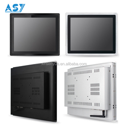 19 inch good price touch panel pc all in one industrial computer