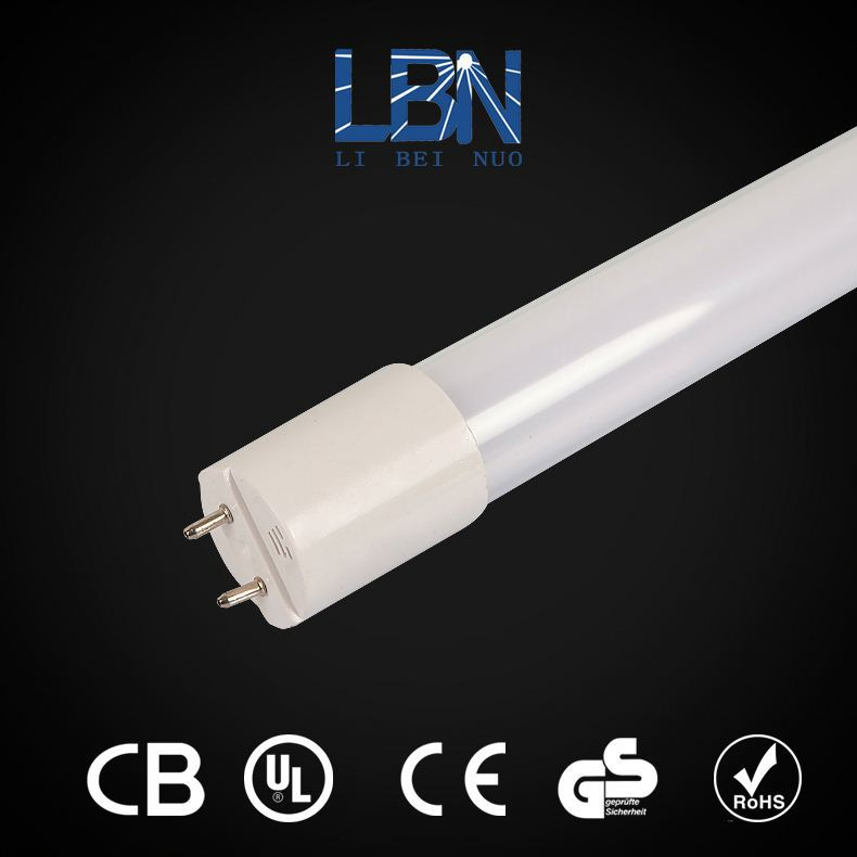 red t8 led t8 school light 18w dimmable t8 led tube