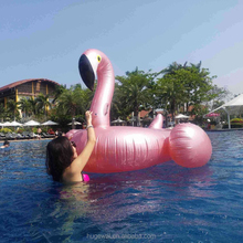 Hot selling inflatable flamingo toy for Pink flamingo pool float