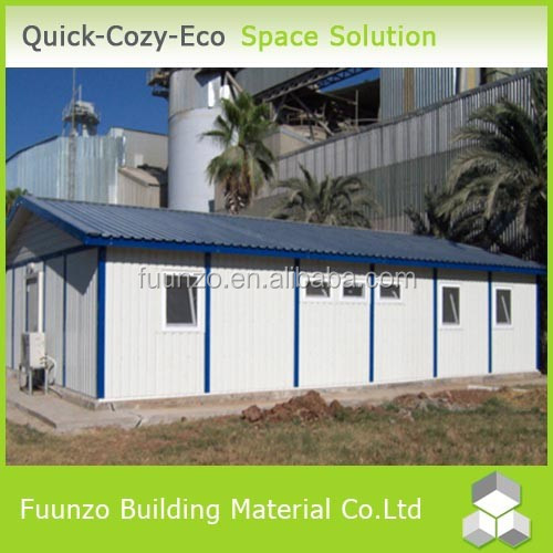 High Quality Fireproof Portable Temporary Housing