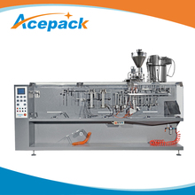 60ppm 3 sides sachet flat pouch automatic sugar packing machine