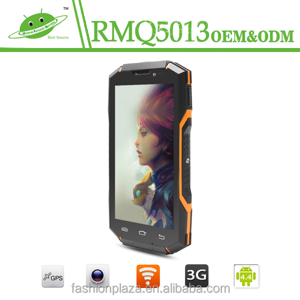 New android low price China OEM IP68 3G rugged wholesale free car shape mobile phone