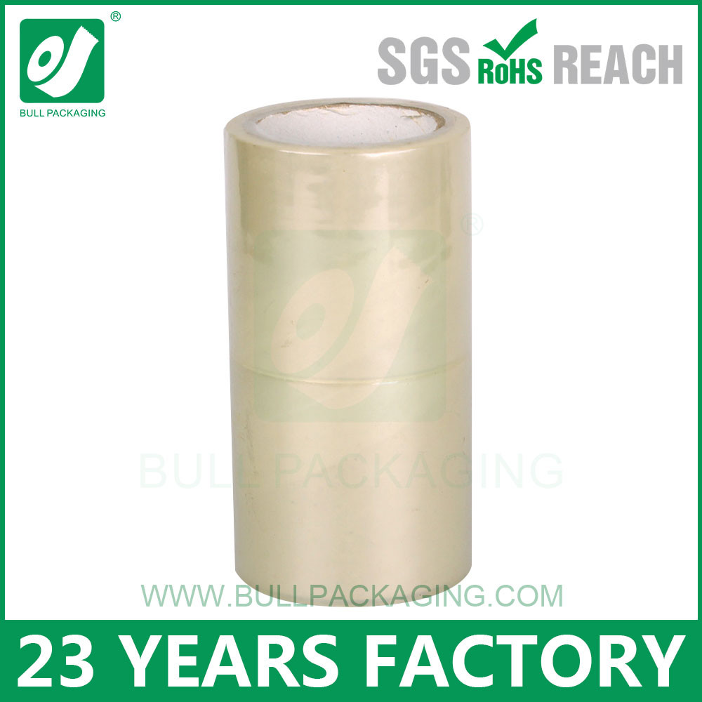 Single Side Adhesive Bopp Packing Tape Acrylic Glue Based Box Sealing