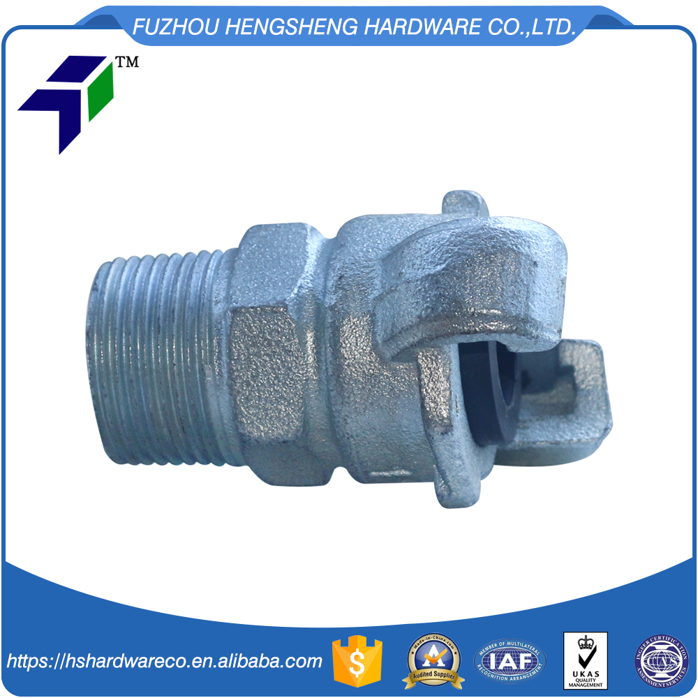 Male End Universal Crow Foot Coupling