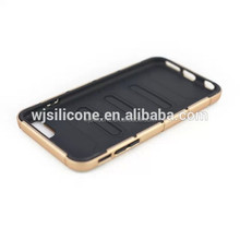 Newest TPU+PC combo Soft gel back Case skin Cover For iphone 5 case