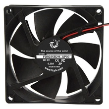 High quality axial 12v 24v 92mm axial 92*92*25mm dc cooling <strong>fan</strong> for refrigerator welding machine
