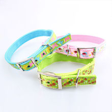 Top sale high quality nylon soft cat collar sample free