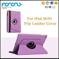 Tablet Accessories flip 360 degree rotate for ipad mini case, for ipad cover