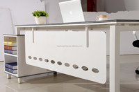 Superior executive manager table design L shaped desk