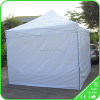 High quality and strong Luxurious 50mm hexagonal aluminum folding tent