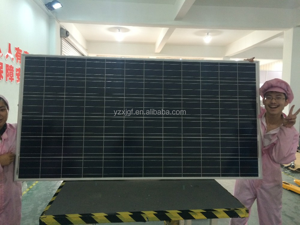 best sell poly 300W solar panel for Photovoltaic system