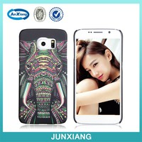 Water transfer printing case for samsung galaxy s6 with customized design
