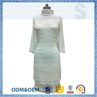 customized design wonderfulness latest one piece dress patterns for party girls