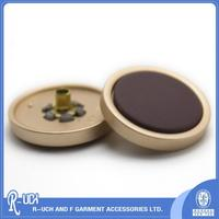 Garment accessories decorative snap fasteners, snap button with pearl, metal snap button manufactory