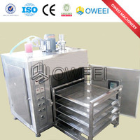 professional stainless steel meat sausage smoke furnace/ smoking house/ smoking oven manufacturer