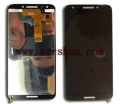 Cell Phone LCD Display For Alcatel A30 Plus 5049 complete Black