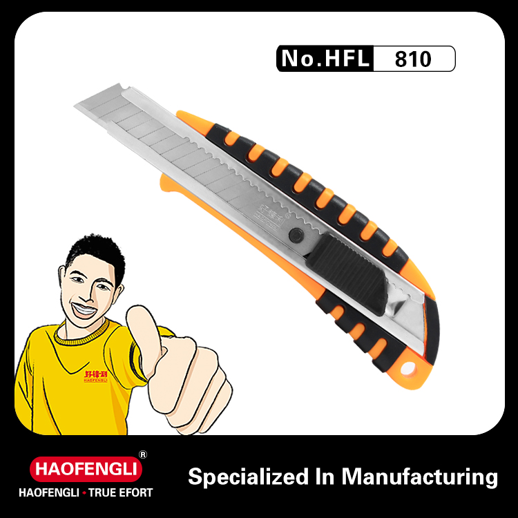 High Quality Knife Nice sharp and safety cutter knife