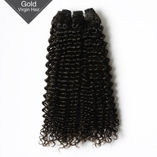 Trade Assurance Supplier VV Hair Virgin Human Remy African Americans Malaysian Kinky Curly Full Fix Hair