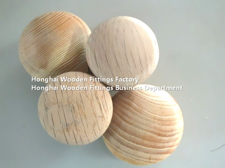 furniture accessories- pinewood knobs