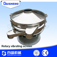 Rotary Vibratory Sizing Screen Machine Vibrating