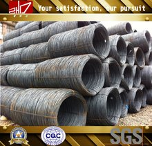 Prime hot rolled alloy steel wire rod, hot rolled steel wire rod in coils