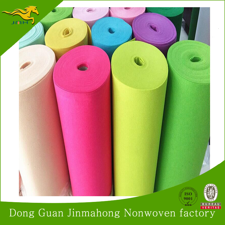 Thick/thin technical microfiber polyester polypropylene blend fabric