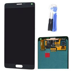 Best Quality For Samsung Galaxy Note 4 LCD N9100 N910F Lcd Display +Touch Screen Digitizer Assembly Complete