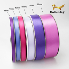 China factory directly sale top quality hand dyed silk ribbon