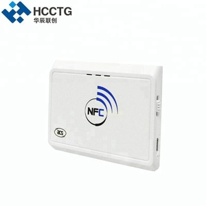 Bluetooth NFC Long Range Rfid Reader With Usb Interface Rfid Writer ACR1311