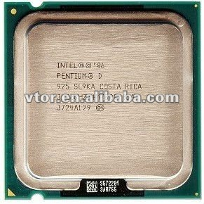 Intel Pentium D Processor 925 4M Cache 3.00 GHz used CPU