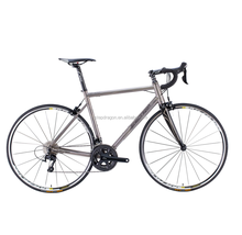 Wholesale TI-800 22 Speed 700C High Quality Titanium Road Bike Made in Taiwan