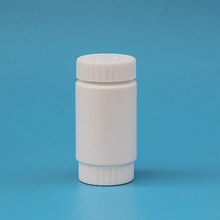 150cc White HDPE Plastic Centrum Multivitamin/ Multimineral Supplement Bottle