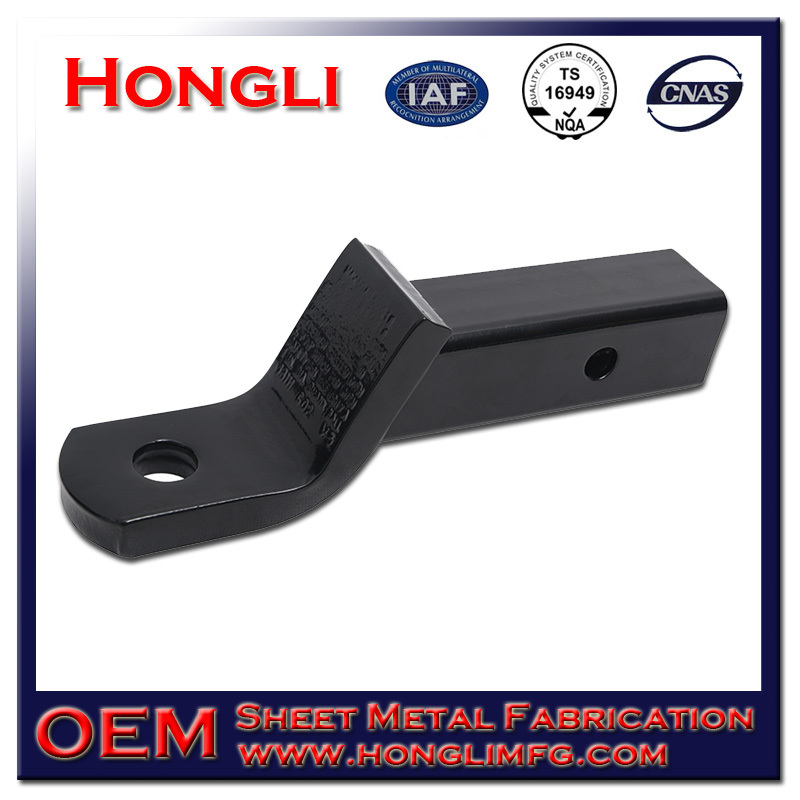 receiver hitch part for truck lock