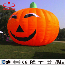Thanksgiving Day Halloween decoration giant inflatable pumpkin